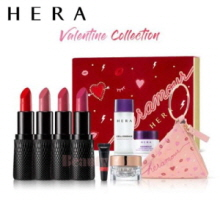 HERA Rouge Holic Exceptional Mini Set 9items [Valentine Collection]
